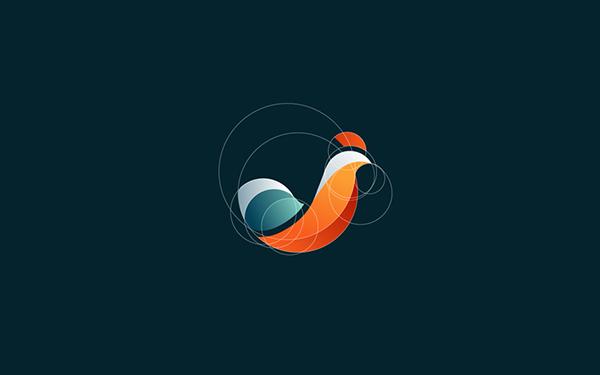colourful-animal-logos-golden-ratio-15
